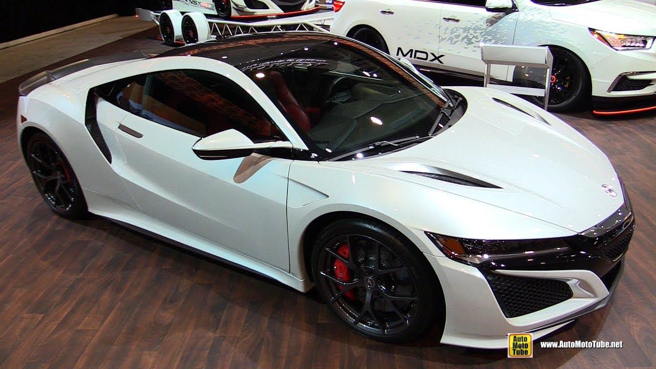 Honda NSX II 2016 - now Coupe #2
