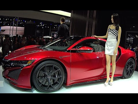 Honda NSX II 2016 - now Coupe #5