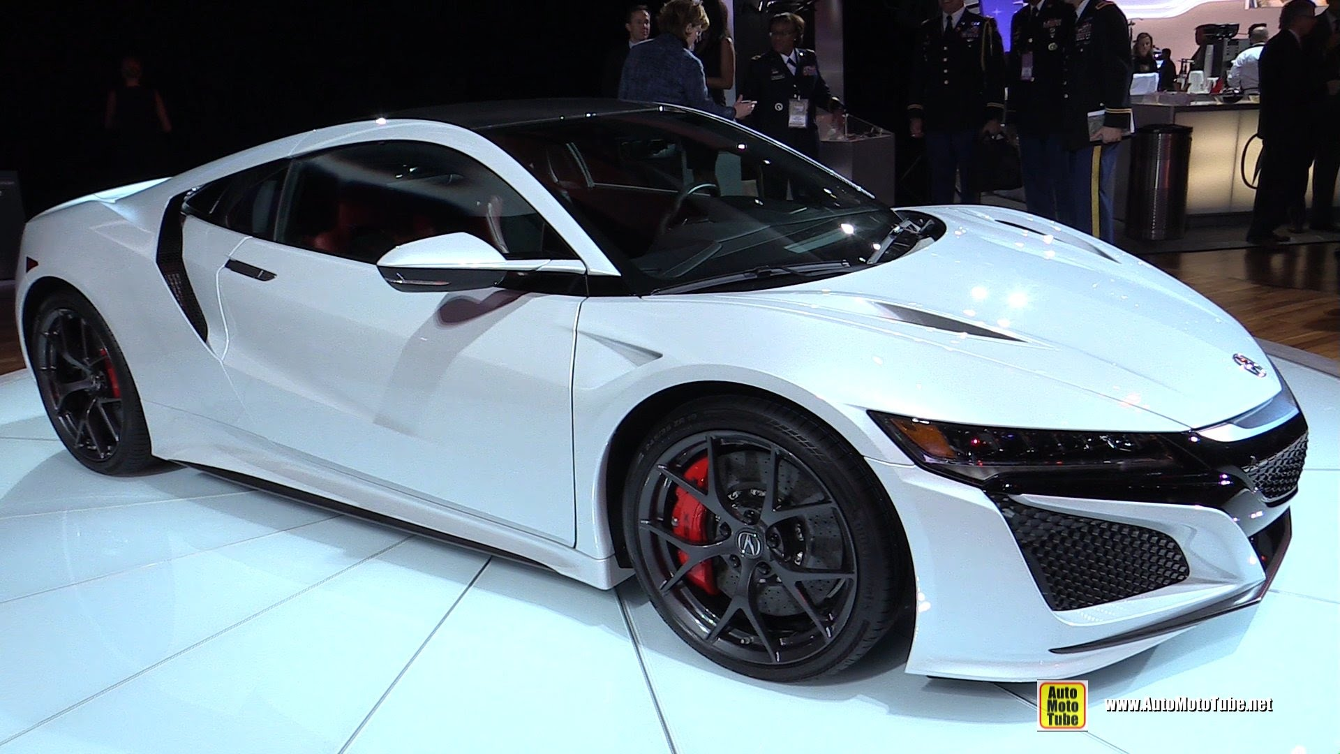 Honda NSX II 2016 - now Coupe #4