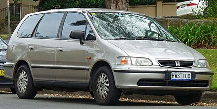 Honda Odyssey (North America) I 1994 - 1998 Minivan #6