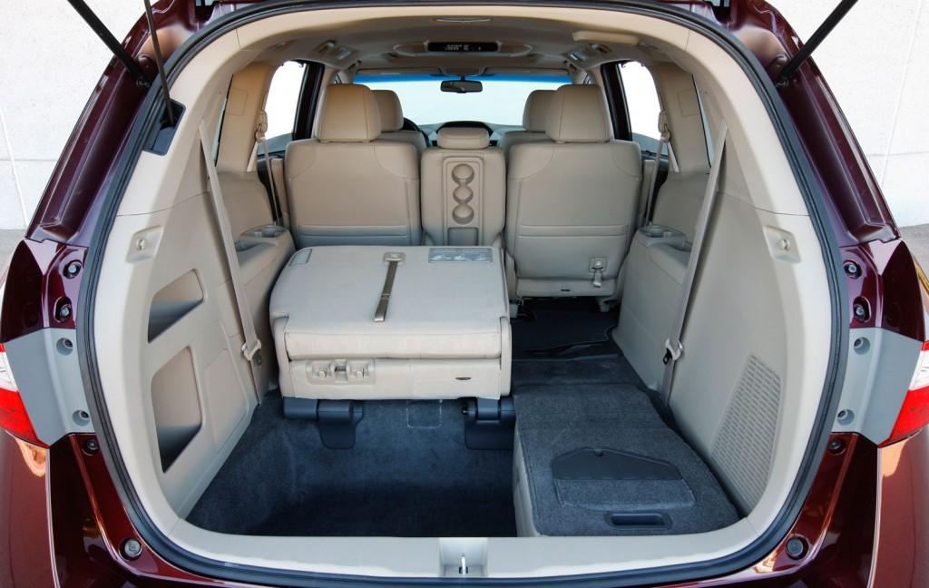 2003 Honda Odyssey Interior Dimensions | www.indiepedia.org