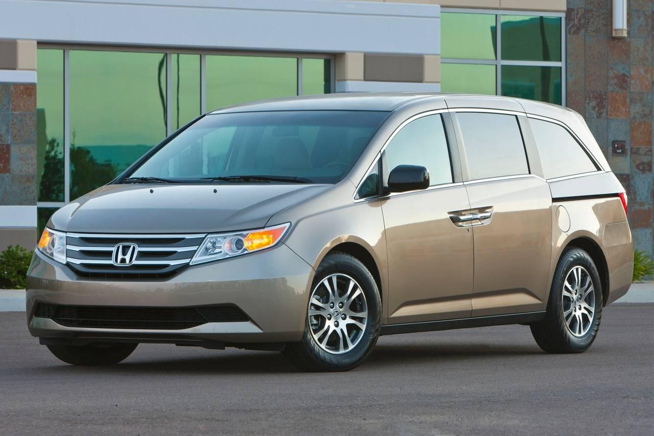 Honda Odyssey IV 2008 - 2013 Compact MPV #7