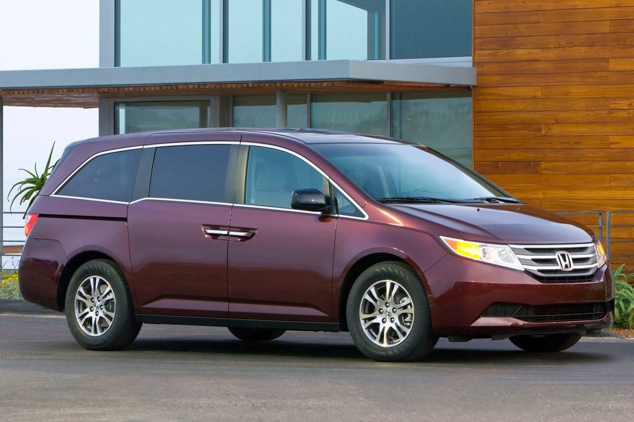 Honda Odyssey IV 2008 - 2013 Compact MPV #6
