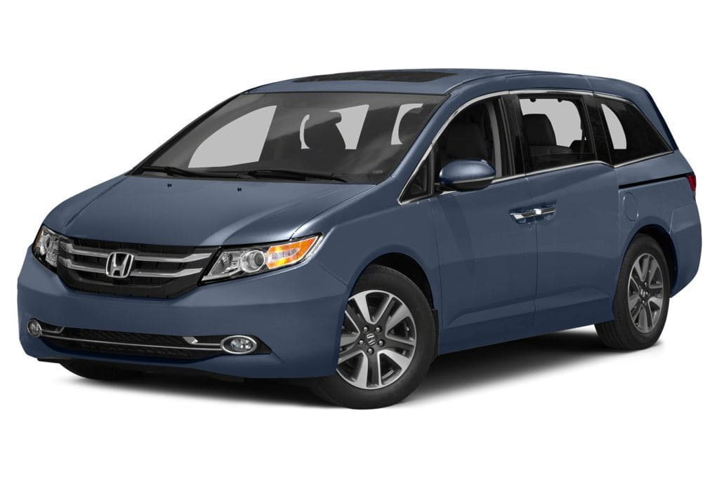Honda Odyssey IV 2008 - 2013 Compact MPV #5