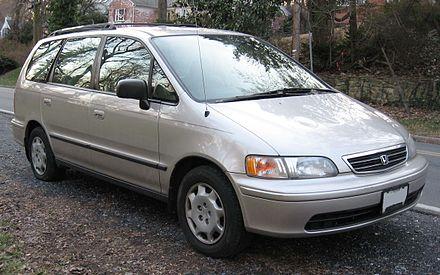 Honda Odyssey (North America) I 1994 - 1998 Minivan #3