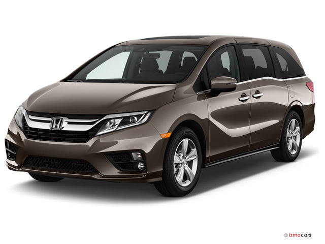 Honda Odyssey (North America) V 2017 - now Minivan #2