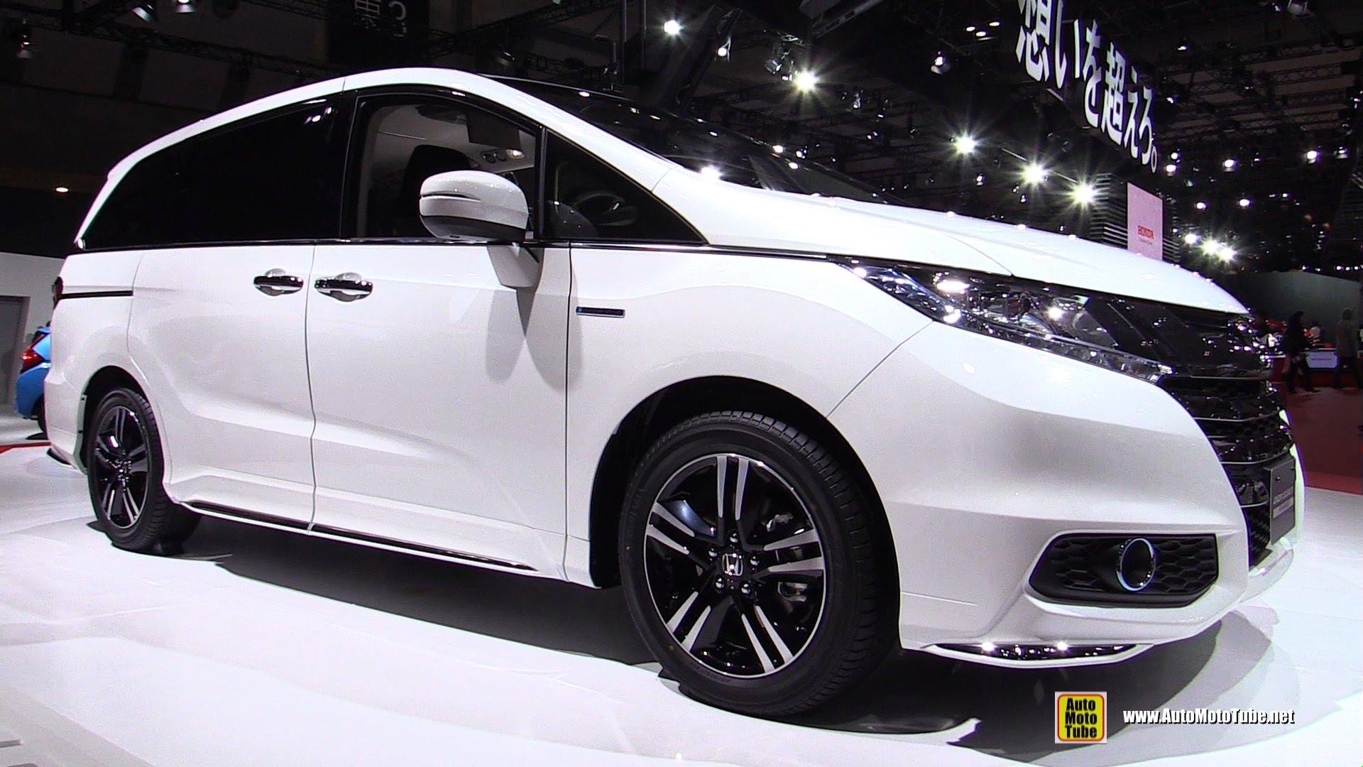 Honda Odyssey (North America) V 2017 - now Minivan #6