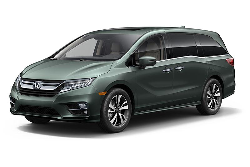 Honda Odyssey (North America) V 2017 - now Minivan #3