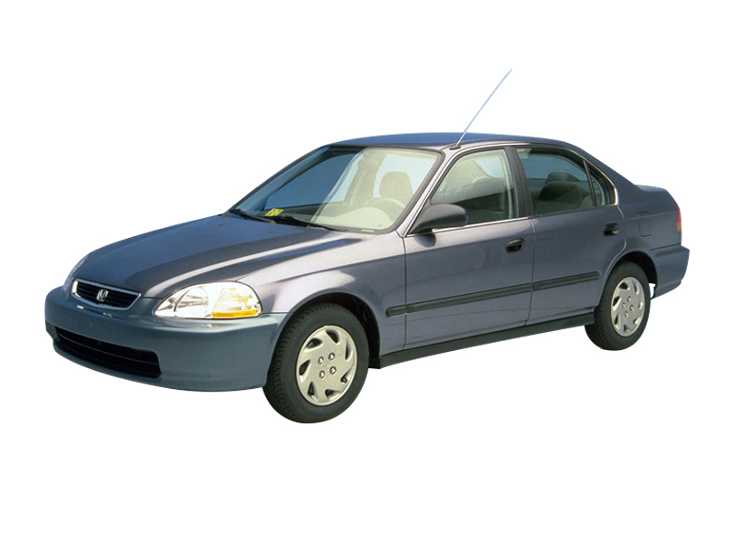 Honda Orthia I 1996 - 1999 Station wagon 5 door #2