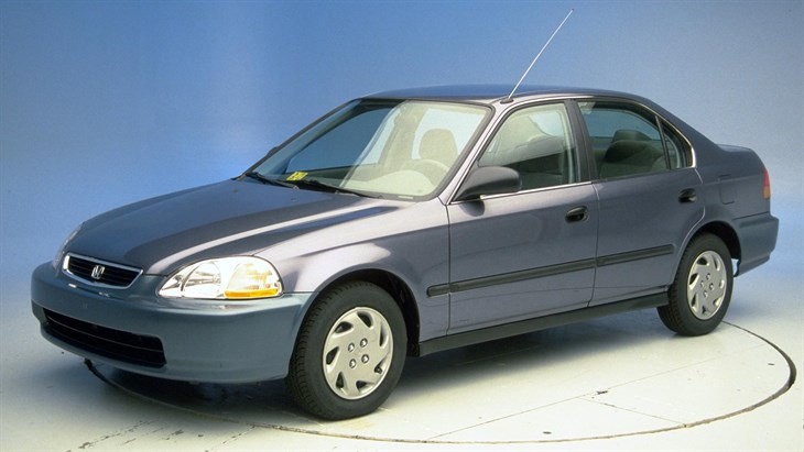 Honda Orthia I 1996 - 1999 Station wagon 5 door #3