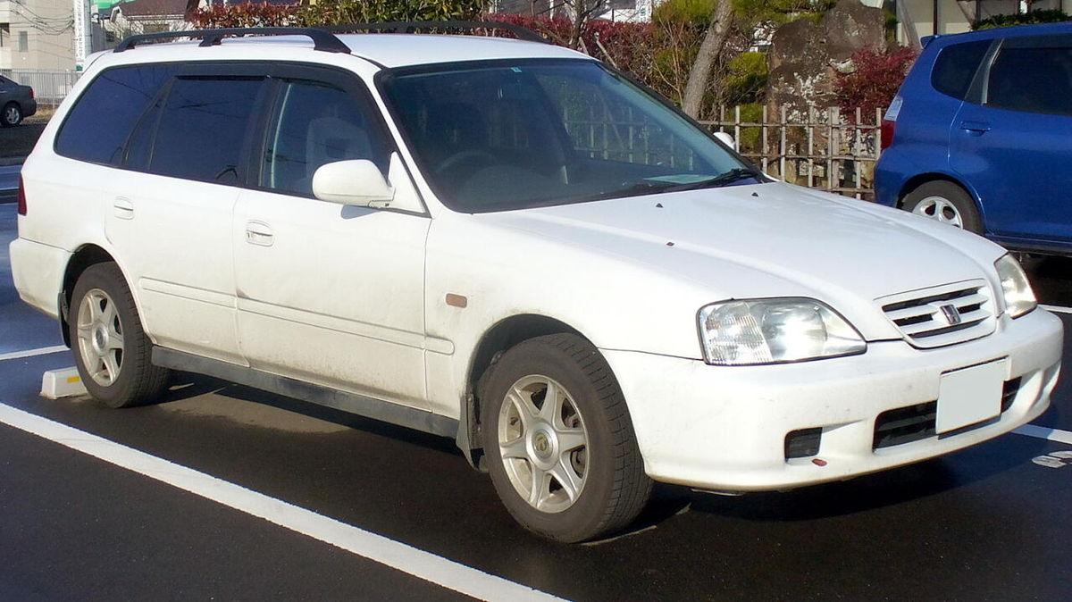 Honda Partner I 1996 - 2006 Station wagon 5 door #8