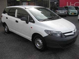 Honda Partner I 1996 - 2006 Station wagon 5 door #2