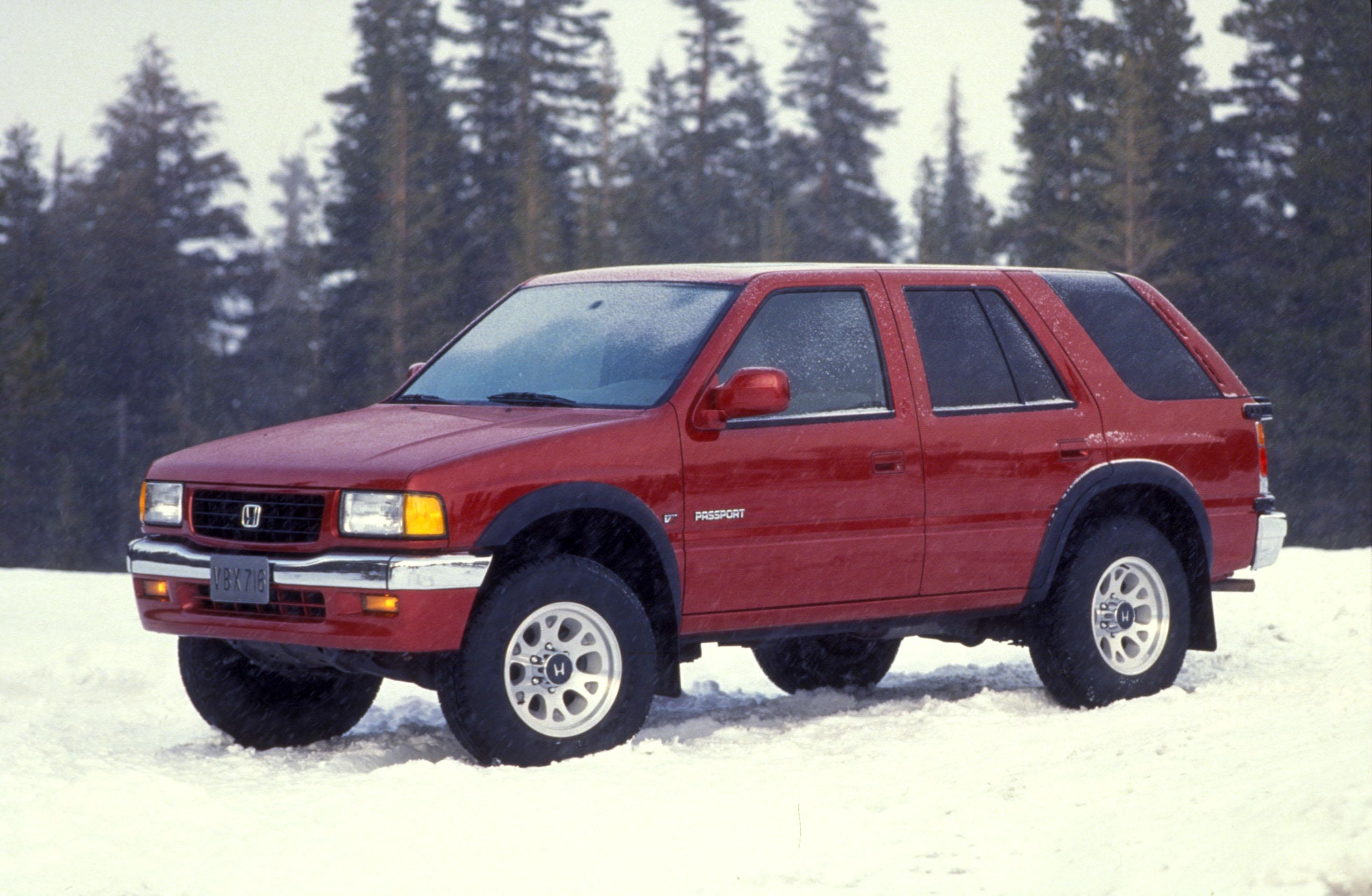 Honda Passport I 1993 - 1997 SUV 5 door :: OUTSTANDING CARS