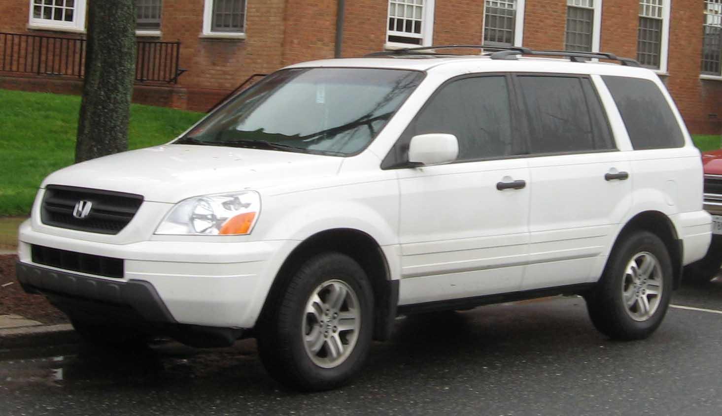 Honda Pilot I 2002 - 2005 SUV 5 door #5