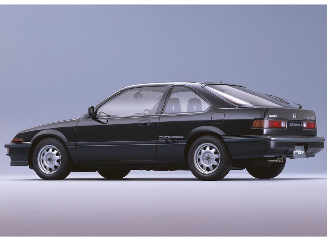 Honda Quint I 1980 - 1985 Hatchback 5 door #4