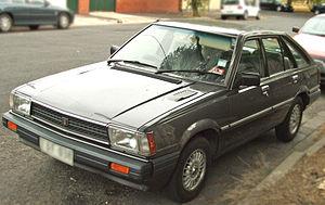 Honda Quint I 1980 - 1985 Hatchback 5 door #8