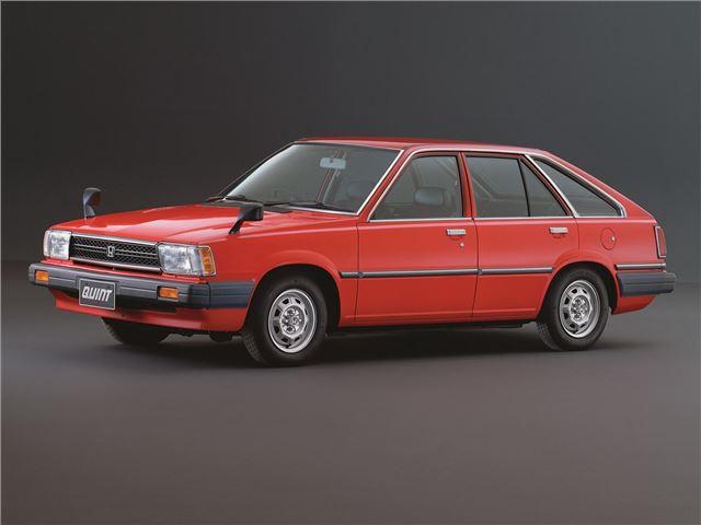 Honda Quint I 1980 - 1985 Hatchback 5 door #3