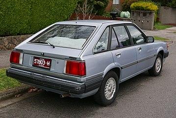 Honda Quint I 1980 - 1985 Hatchback 5 door #6