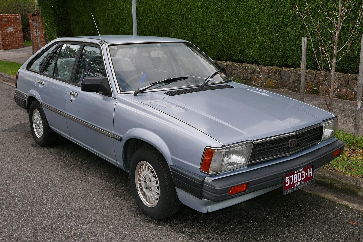 Honda Quint I 1980 - 1985 Hatchback 5 door #5