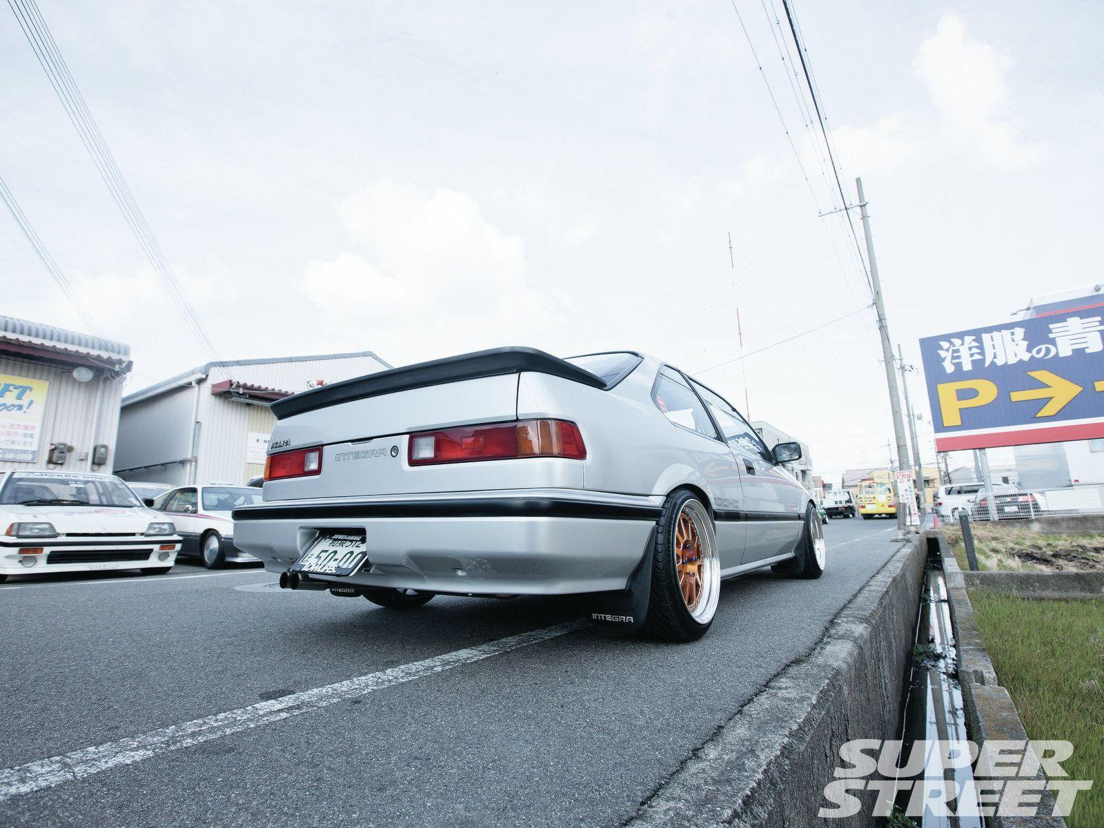 Honda Quint II 1985 - 1989 Coupe #1