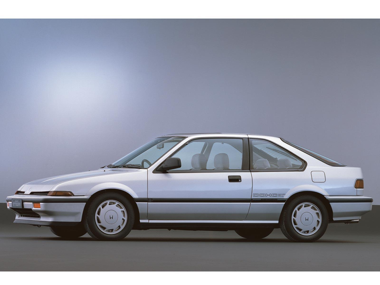 Honda Quint II 1985 - 1989 Coupe #3