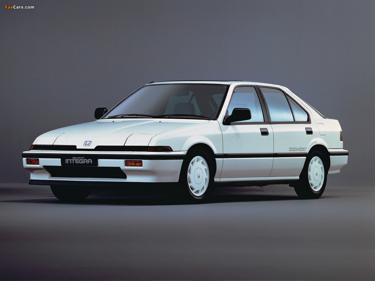 Honda Quint II 1985 - 1989 Coupe #5