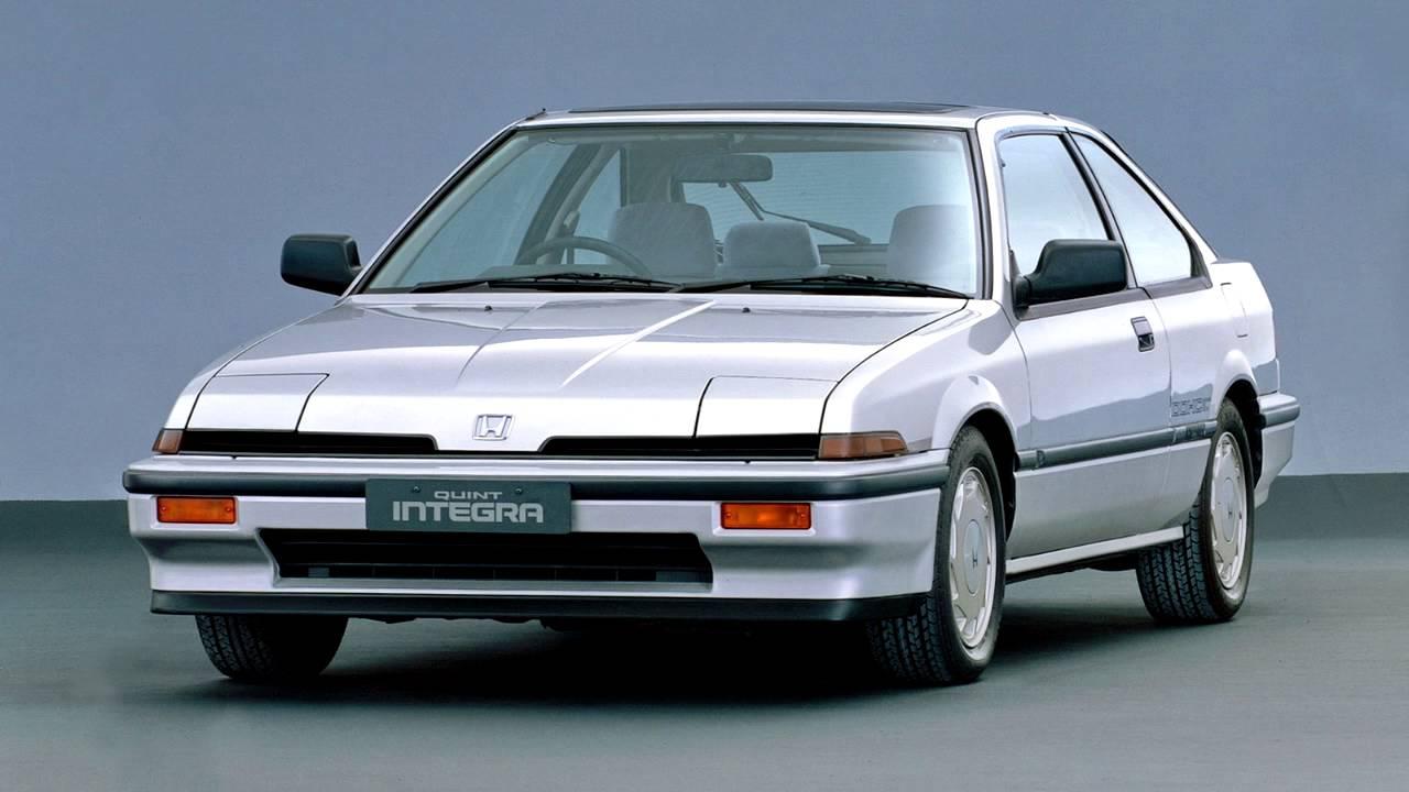 Honda Quint II 1985 - 1989 Coupe #6