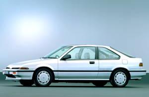 Honda Quint II 1985 - 1989 Coupe #4
