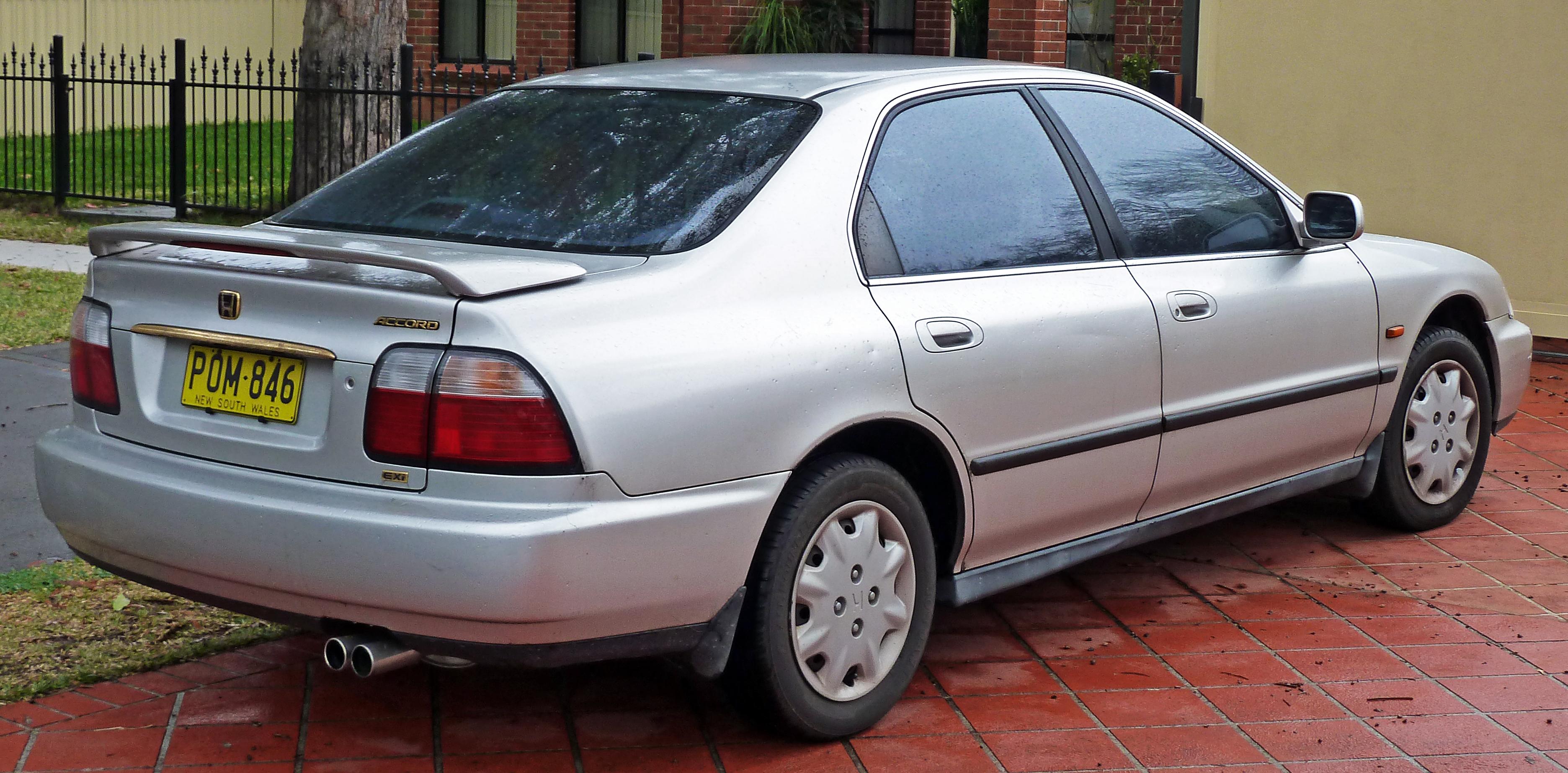 Honda Rafaga 1993 - 1997 Sedan #2