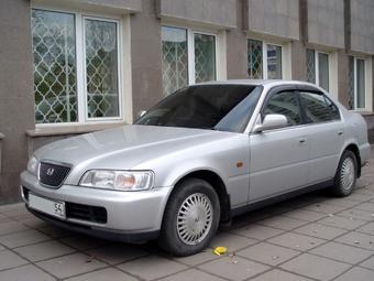 Honda Rafaga 1993 - 1997 Sedan #4