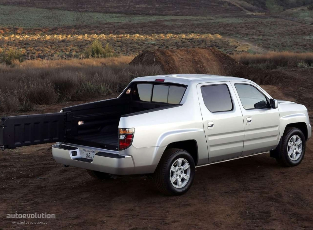 Honda Ridgeline I 2005 - 2009 Pickup #1