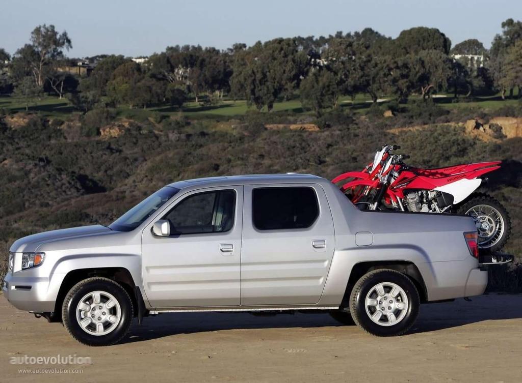 Honda Ridgeline I 2005 - 2009 Pickup #4
