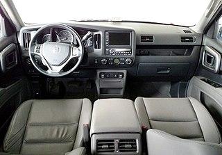 Honda Ridgeline I 2005 - 2009 Pickup #8