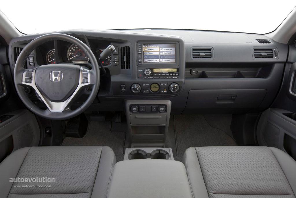 Honda Ridgeline I 2005 - 2009 Pickup #3
