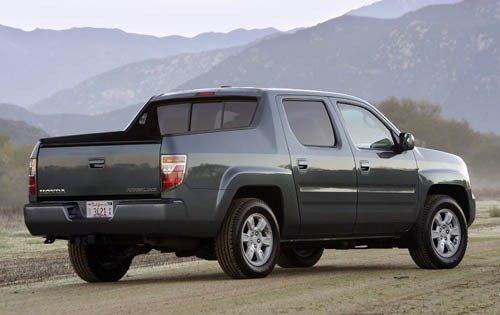Honda Ridgeline I 2005 - 2009 Pickup #6
