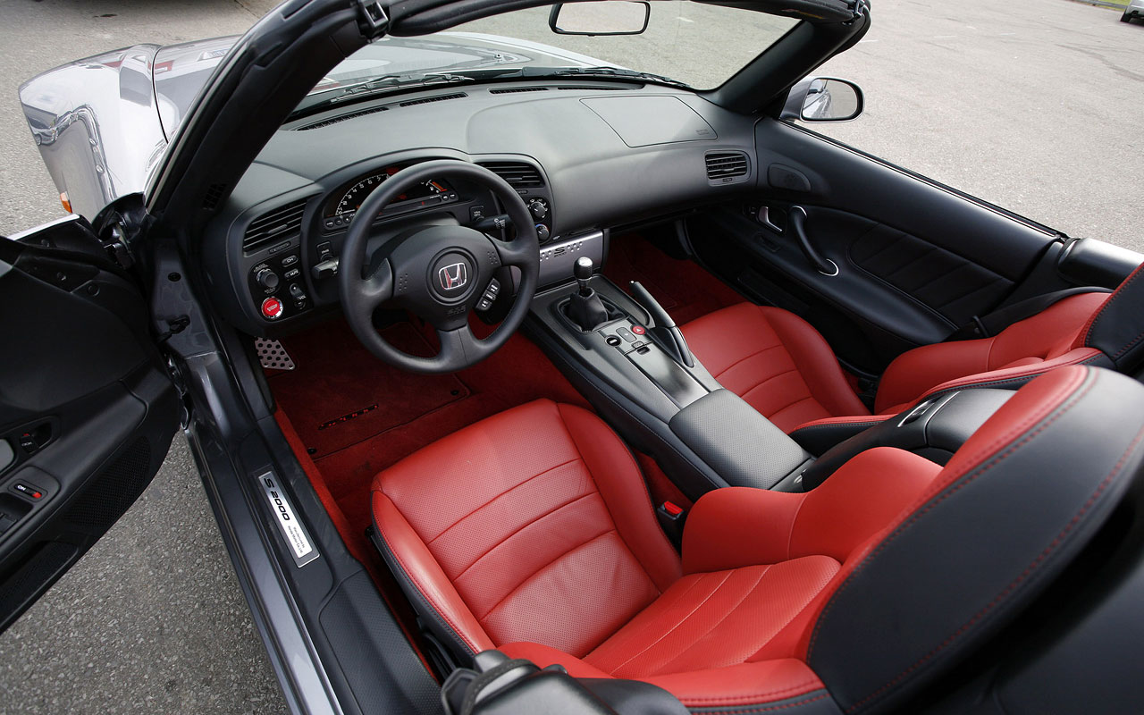 Honda S2000 I (AP1) 1999 - 2003 Cabriolet #2