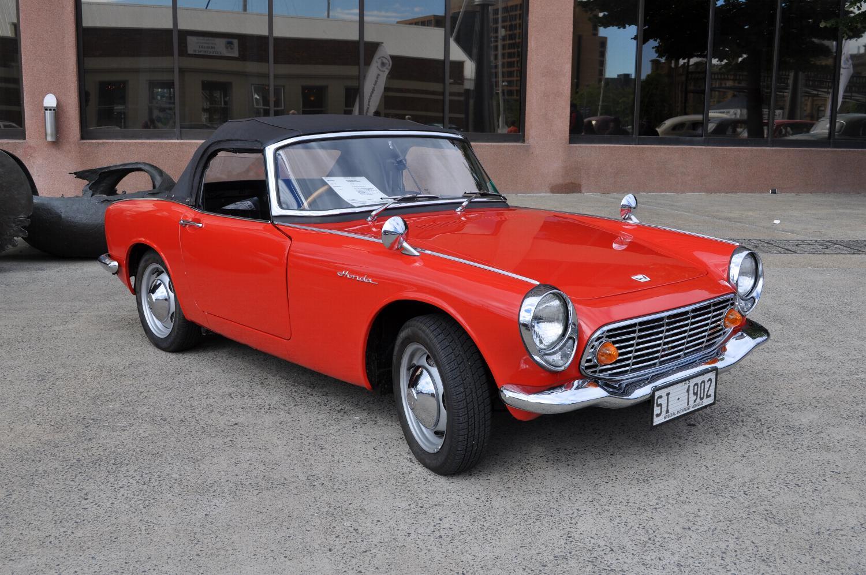 Honda S600 I 1964 - 1966 Cabriolet #3