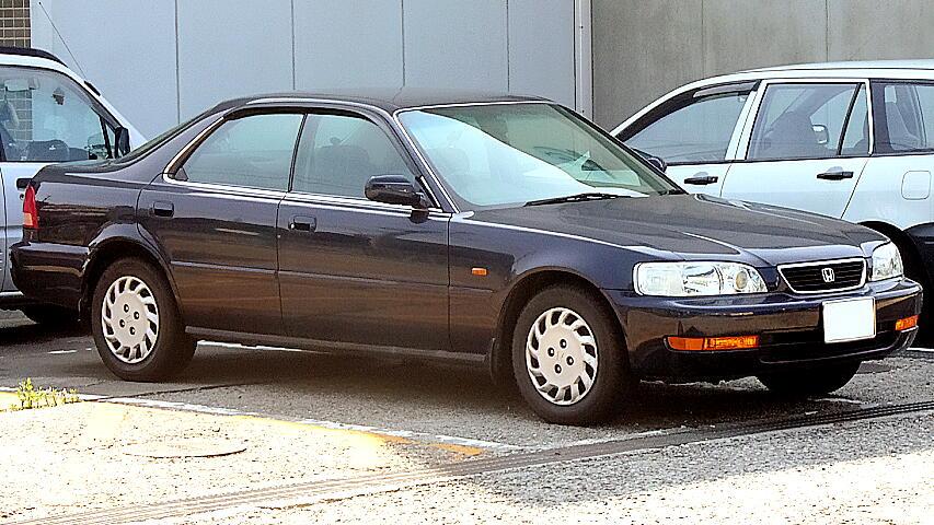 Honda Saber I 1995 - 1998 Sedan #5
