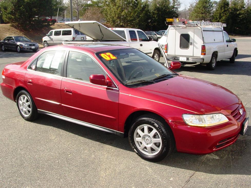Honda Saber I 1995 - 1998 Sedan #4