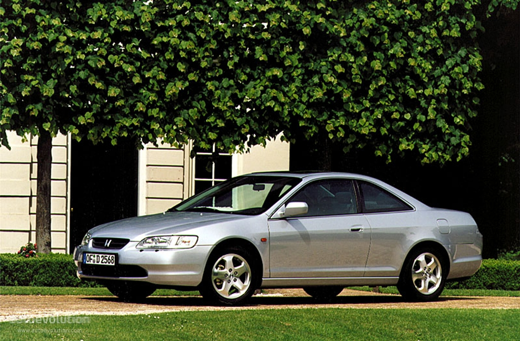 Honda Saber II 1998 - 2001 Sedan #1