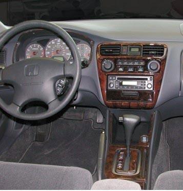 Honda Saber II 1998 - 2001 Sedan #6