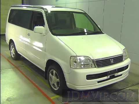 Honda Stepwgn I Restyling 1999 - 2001 Compact MPV #4