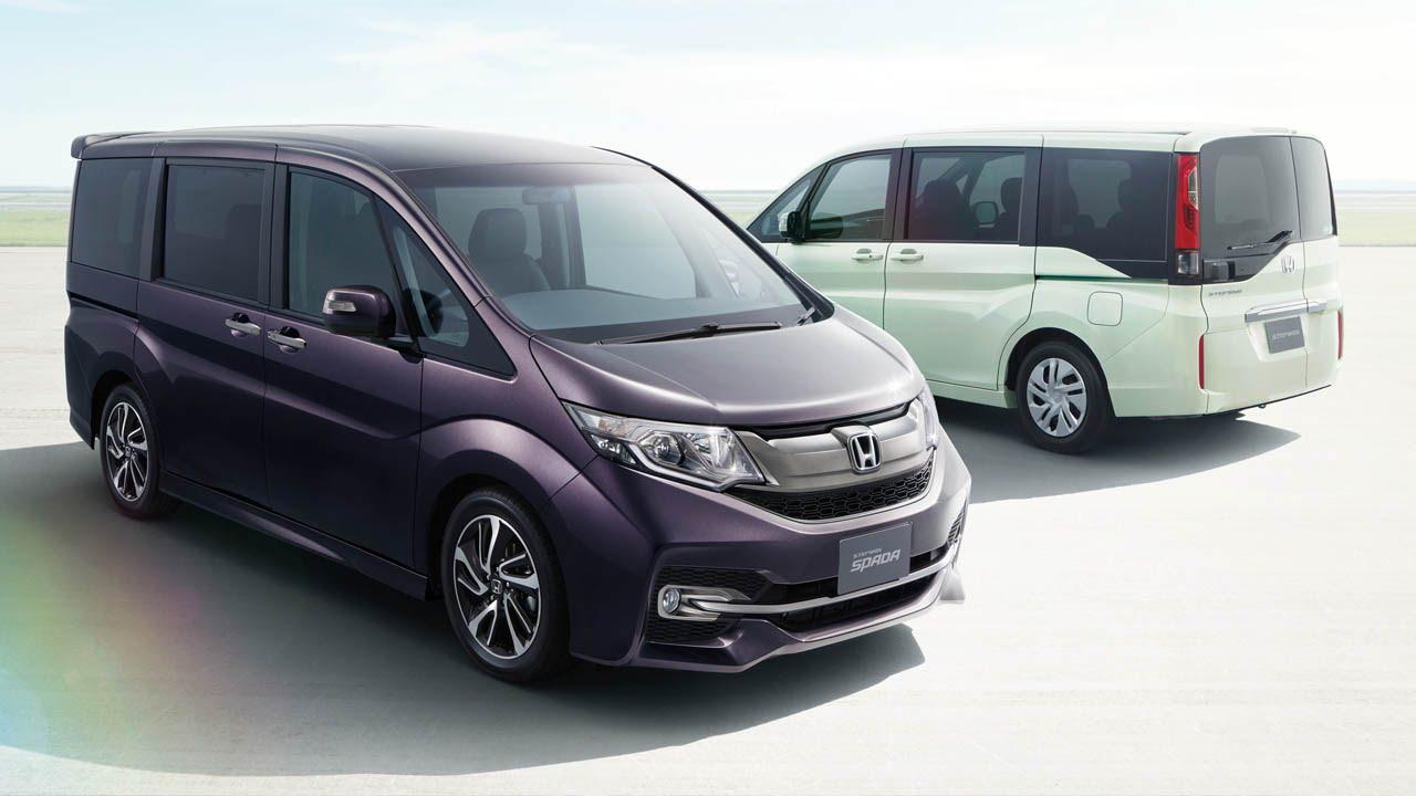Honda Stepwgn V 2015 - now Minivan #4