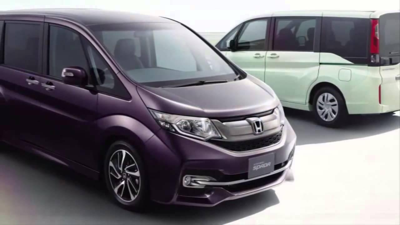 Honda Stepwgn V 2015 - now Minivan #1