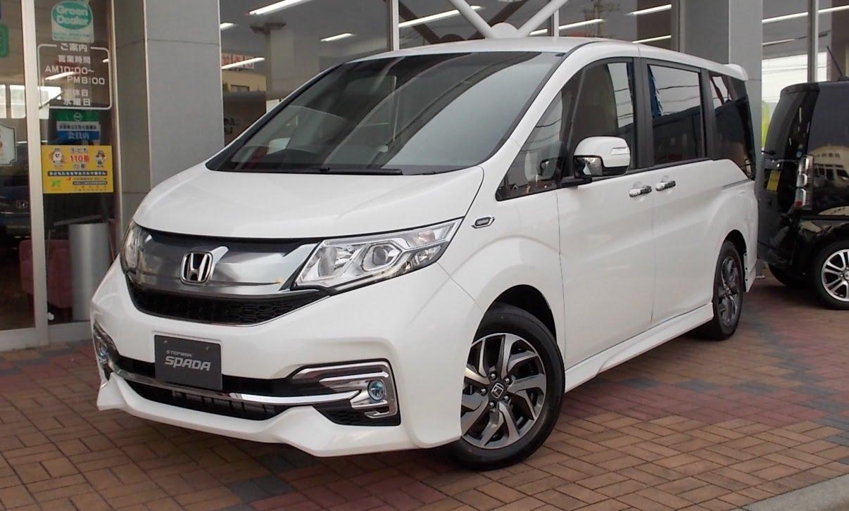 Honda Stepwgn V 2015 - now Minivan #3