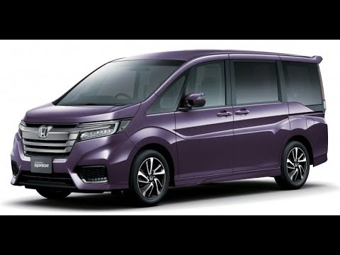 Honda Stepwgn V Restyling 2017 - now Minivan #2