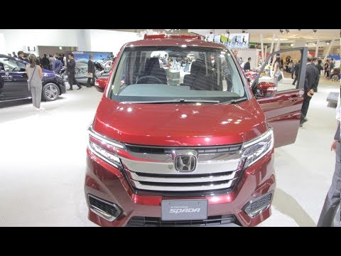 Honda Stepwgn V Restyling 2017 - now Minivan #6