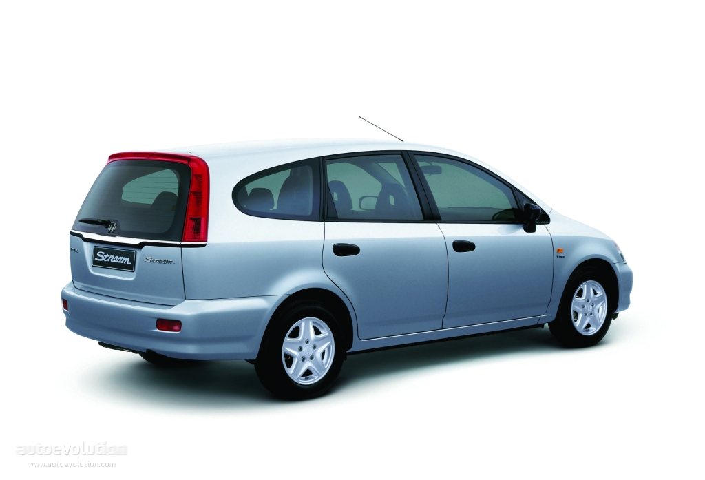 Honda Stream I 2000 - 2003 Compact MPV #4
