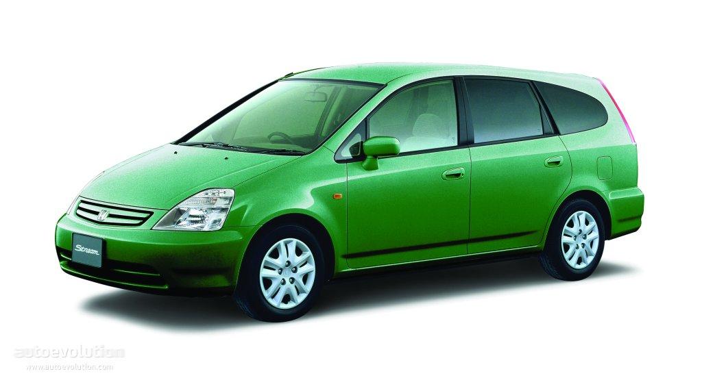 Honda Stream I 2000 - 2003 Compact MPV #5