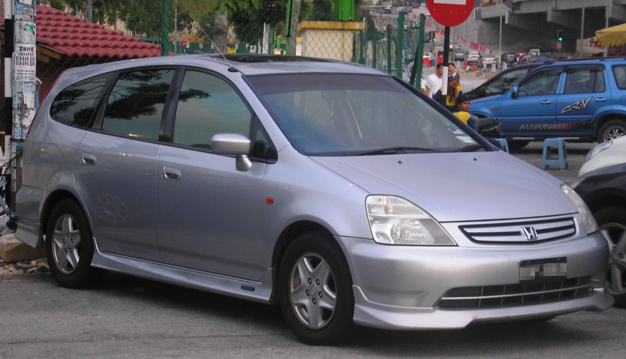 Honda Stream I 2000 - 2003 Compact MPV #6